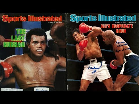 Muhammad Ali and The Fight Doctor - A Cautionary Tale