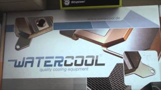 Corsair 800D Water Cooling Build Part 1 - The Parts