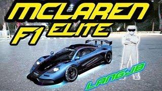 """NFS World McLaren F1 """"Elite"""""""