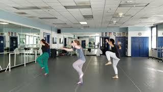 Choreography Rehearsal