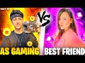 My Friend Challenged Me For 1 vs 1 Who will win? 10,000 💎 Diamond Challenge - Free Fire