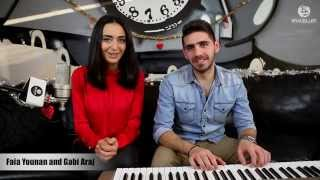 Gloria - Faia Younan - Braceiller Acoustic lounge Christmas Special - Episode 3