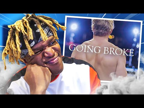 Reacting To Logan Paul's Diss Track