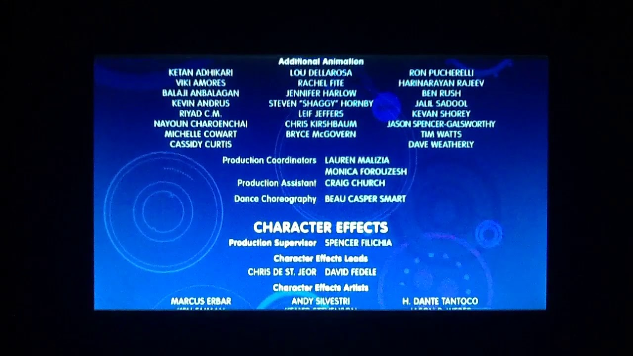 Download HOME(2015) END CREDITS.