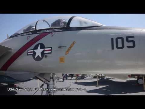 Nebula 4100 Live shot@Midway Class Aircraft Carrier
