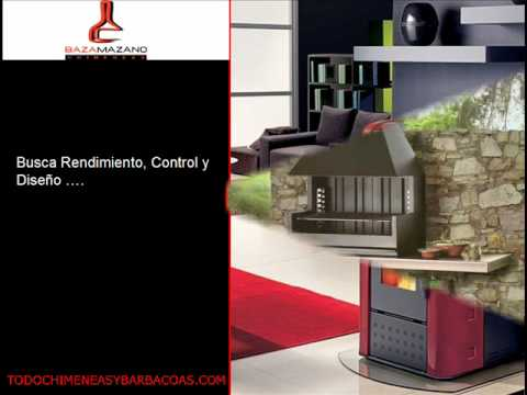 Hornos le a chimeneas rusticas estufas de le a youtube - Youtube chimeneas lena ...
