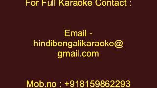 Pehla Yeh Pehla Pyar Tera Mera Soni - Karaoke - Kumar Sanu - Tera Mera Pyar (2004)
