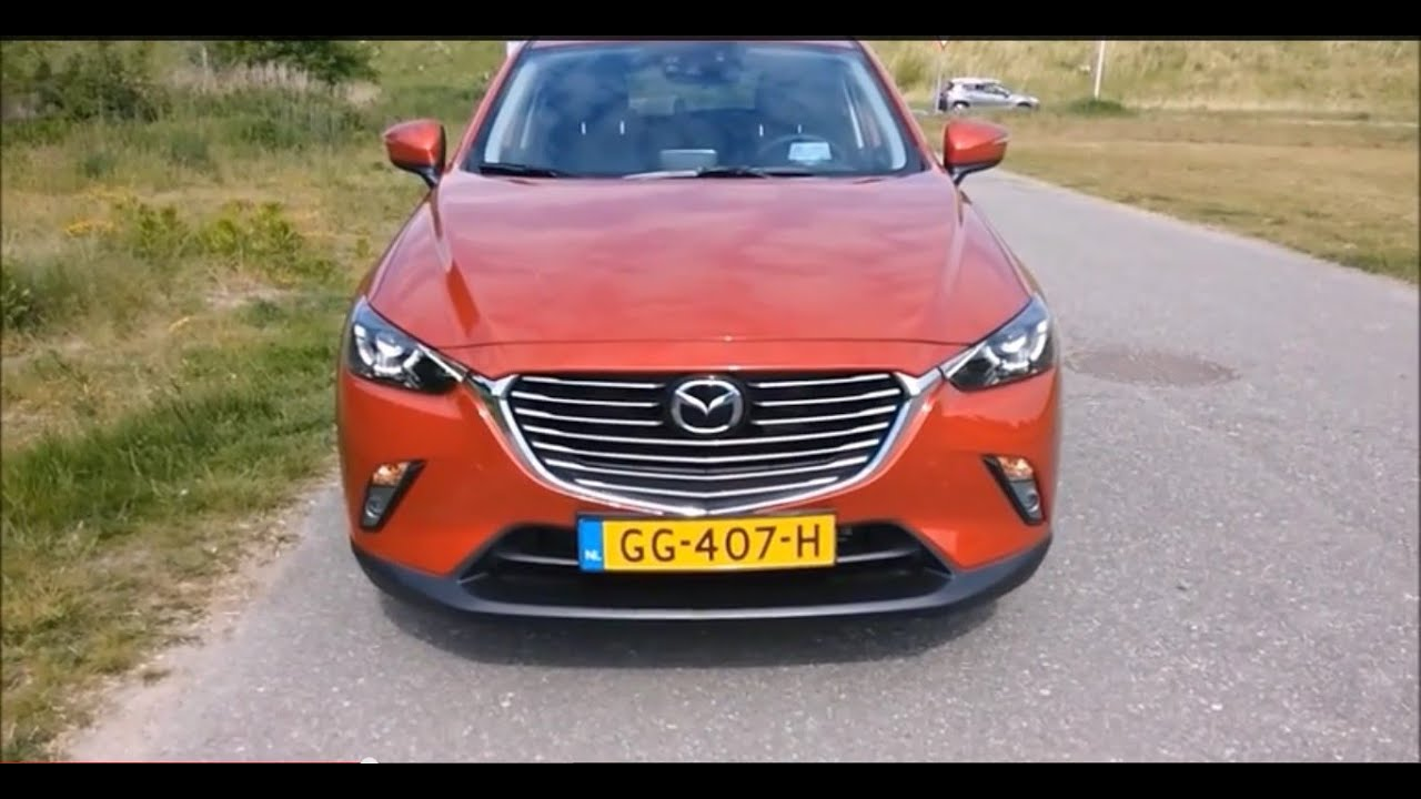Excellent 2016 Mazda CX3 20 SKYACTIVG GTM Full Review With