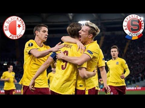 FIFA 16 - Synot liga - Derby - SK Slavia Praha vs. AC Sparta Praha