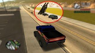GTA San Andreas - Приколы, баги, фейлы 2 ᴴᴰ