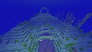 The Ocean Monument Minecraft Survival Ep 41