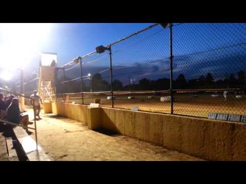 Rollover contest windy hollow speedway