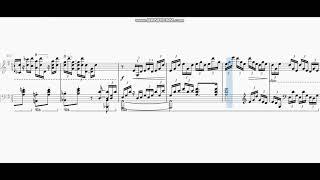 【Musescore】 F. 쇼팽 / I. 필립 - 6개…