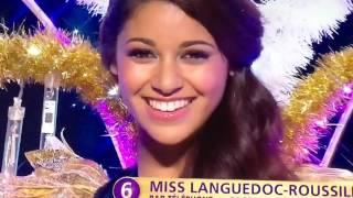 Dernière chorégraphie de la finale De Miss France 2017