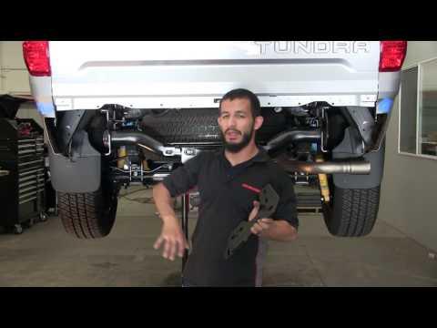 Go Rhino BR20 Bumper Replacement Installation on 2016 Toyota Tundra (28178T)