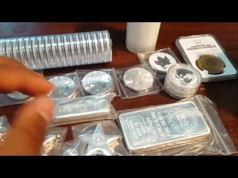 Silver Unboxing #84: Provident Metals
