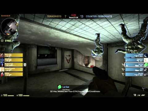 cs go matchmaking hackers Cs go matchmaking overflooded with cheaters and trolls  are facing each day  on official matchmaking games not only cheaters but trolls, teams full of people  which do  you have enough hackers and weak teamplayers.