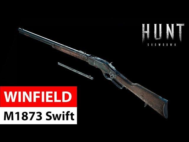 Winfield M1873 Swift | Hunt: Showdown
