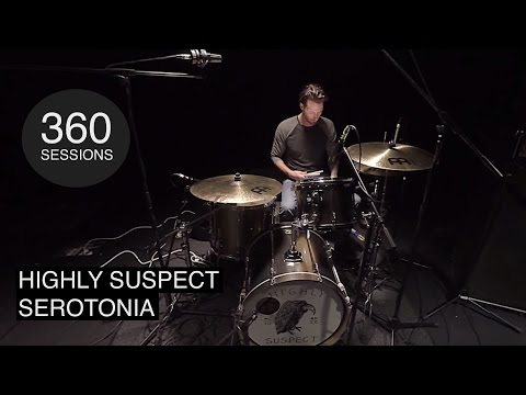 Highly Suspect - 'Serotonia' - 360 Interactive Live Session