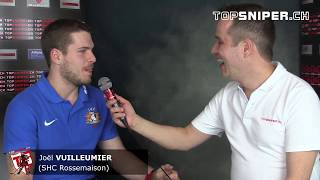 Awards saison 2017 - Interview Joël Vuilleumier