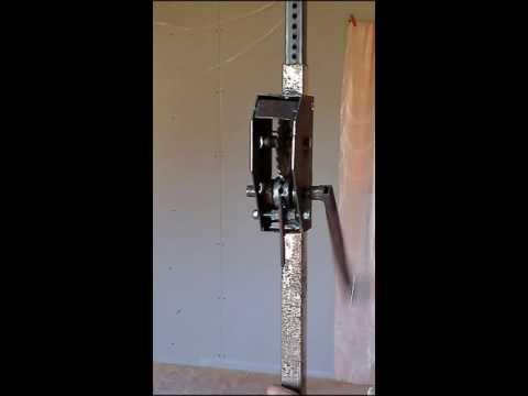 Самодельный подъёмник для гиБсокартона
