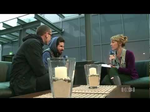 Linkin Park im Interview || Rock im Park 2012 || on3