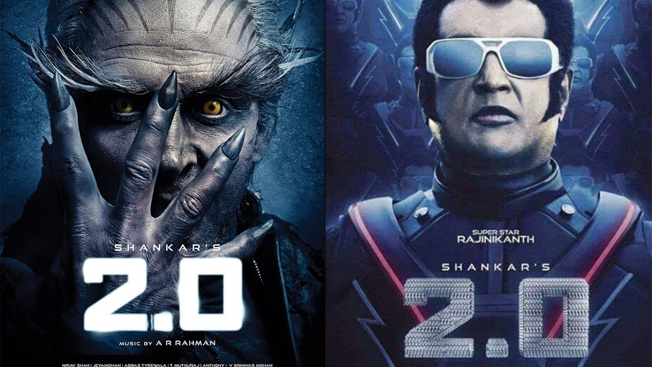 Download Robot 2 Trailer 2017 - Starring Rajnikanth, akshay kumar and Amy jackson