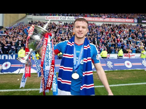 Andy Halliday- Best Moments At Rangers!