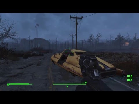 Raiders VS Ghouls, Robot Factory and Settlement Building! Fallout 4 LIVE
