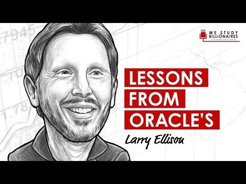 230 TIP. Lessons From Billionaire Larry Ellison