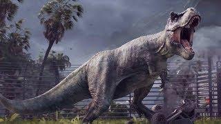 Round 2! Jurassic World Evolution Live Stream! Full Gameplay! Best Dino on Earth! ADDICTED STILL!