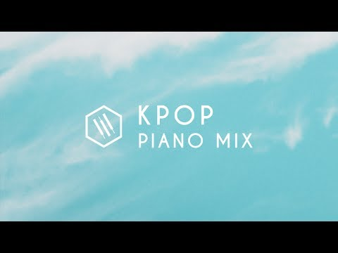 KPOP Piano Mix   1 Hour of Study Music
