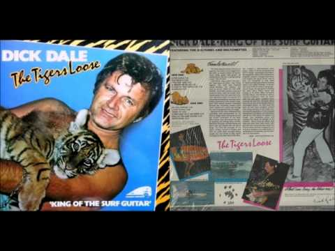 Dick Dale - The Tigers Loose (Live) [Full Album] 1983