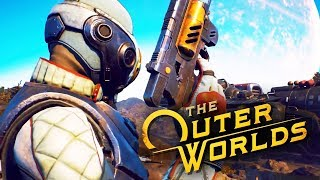 THE OUTER WORLDS : A PRIMEIRA MEIA HORA
