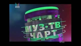 МУЗ-ТВ чарт с группой MBAND