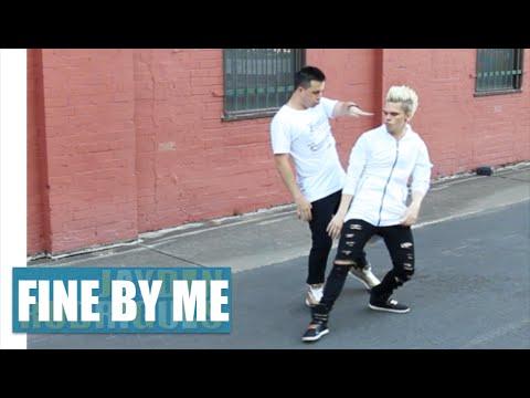 FINE BY ME - Chris Brown Dance Choreography | Jayden Rodrigues JROD