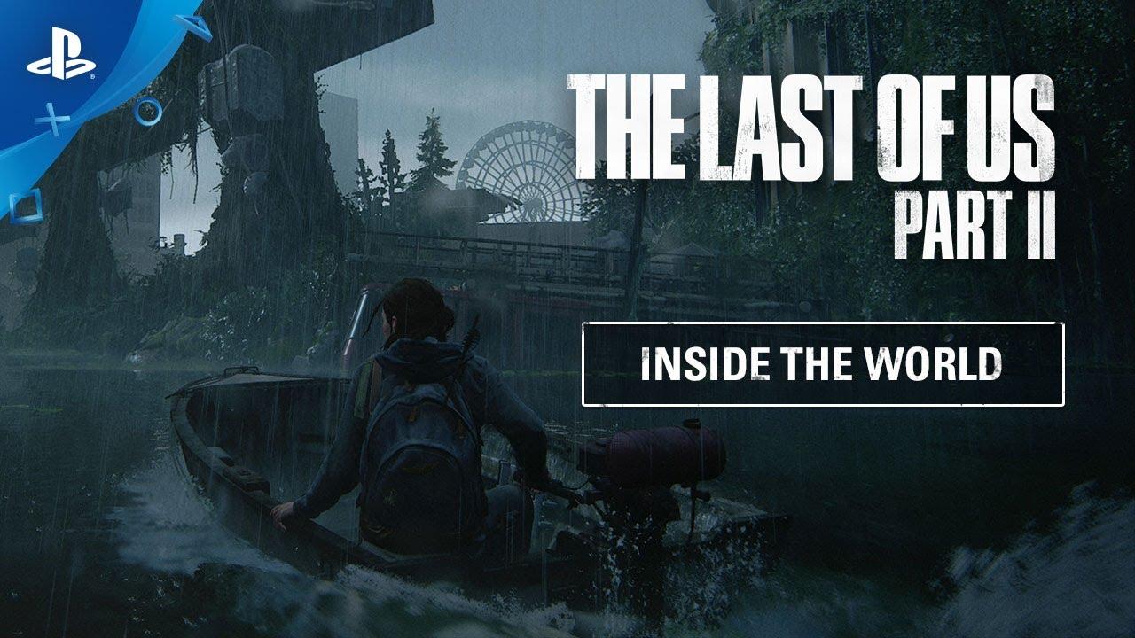 PS4 I The Last of Us Part II - 세계관  살펴보기