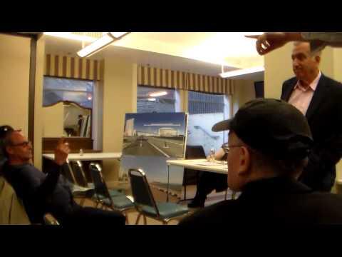 Art Agnos at ABD6 meeting