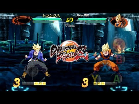 [BEST] Dragon Ball FIGHTERZ On ANDROID APK Amazing DBZ Tap Battle DOWNLOAD !!!!!