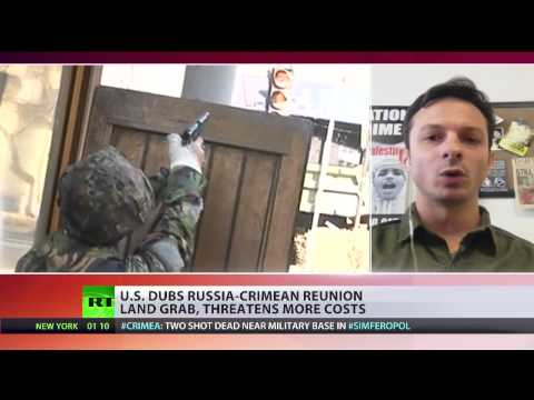 Michael Prysner exclusive interview with RT international