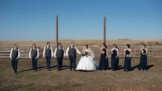 Tracy & Kyle Wedding Esplenade Medicine Hat