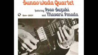 Sunao Wada Quartet - Blues in the closet
