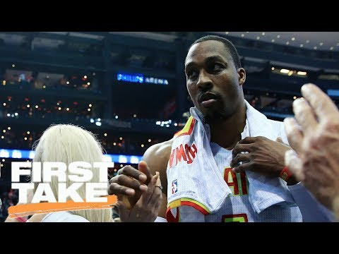Dwight Howard Not As Valuable To NBA Teams | First Take | June 21, 2017