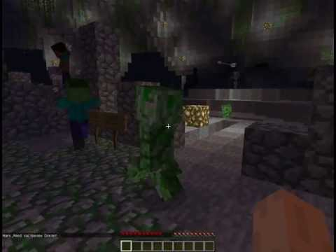Minecraft - Теплий прийом! - Частина 1 - Spellbound Caves