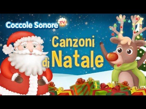 Canzoni per bambini da ascoltare a natale: Canzoni Di Natale Canzoni Per Bambini Di Coccole Sonore Youtube