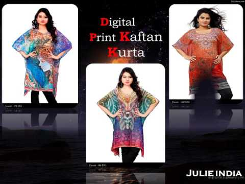 Designer and Fancy Kurti By Indian Manufacturer Julie India
