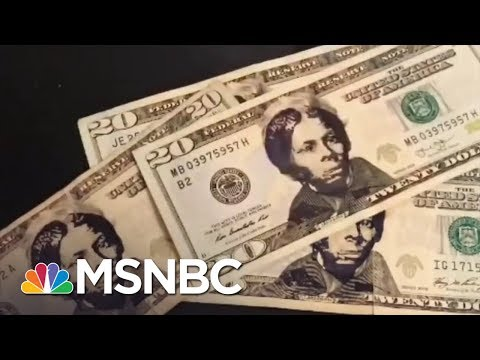 Trump Admin Stall On Tubman $20 Bill Inspires DIY Solution | Maddow | MSNBC