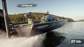 Ranger Aluminum RT198p On Water Footage