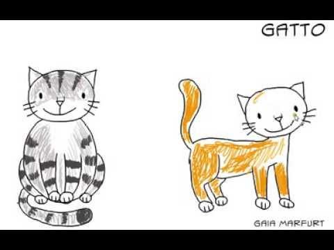 Disegno babbo natale doovi for Disegno gatto facile