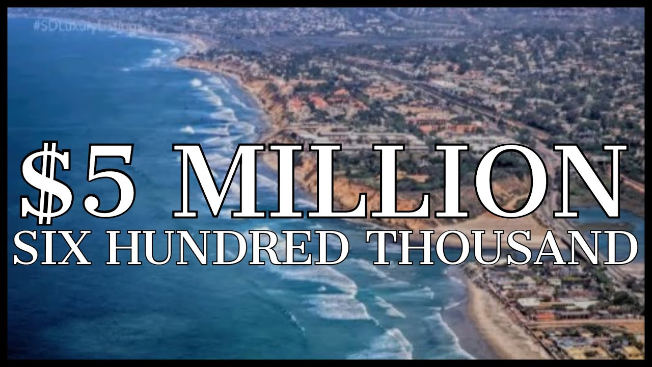 Jim McInerney - La Jolla Estate (360 degree views)